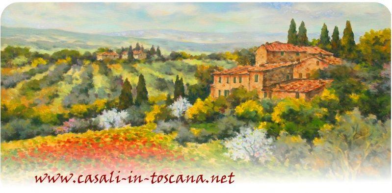 Casali in Tosca... Comparere